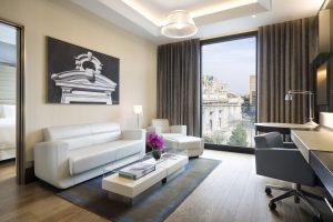 Excelsior Hotel Gallia Meta Bleisure