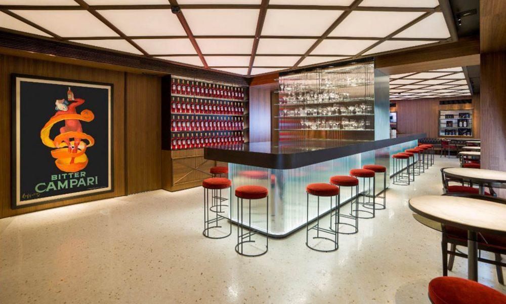 Il Camparino in Galleria è il Bar Rivelazione dell'Anno