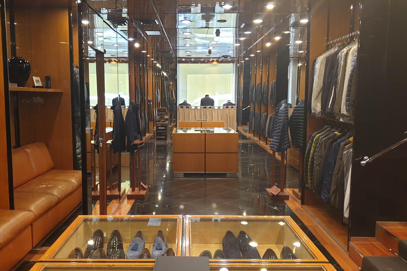Le Migliori Boutique da Uomo di Roma