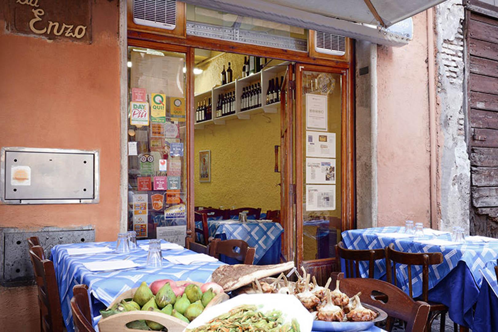 I Migliori Ristoranti In Zona Trastevere A Roma