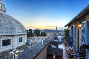 Gli Hotel piu Esclusivi di Roma