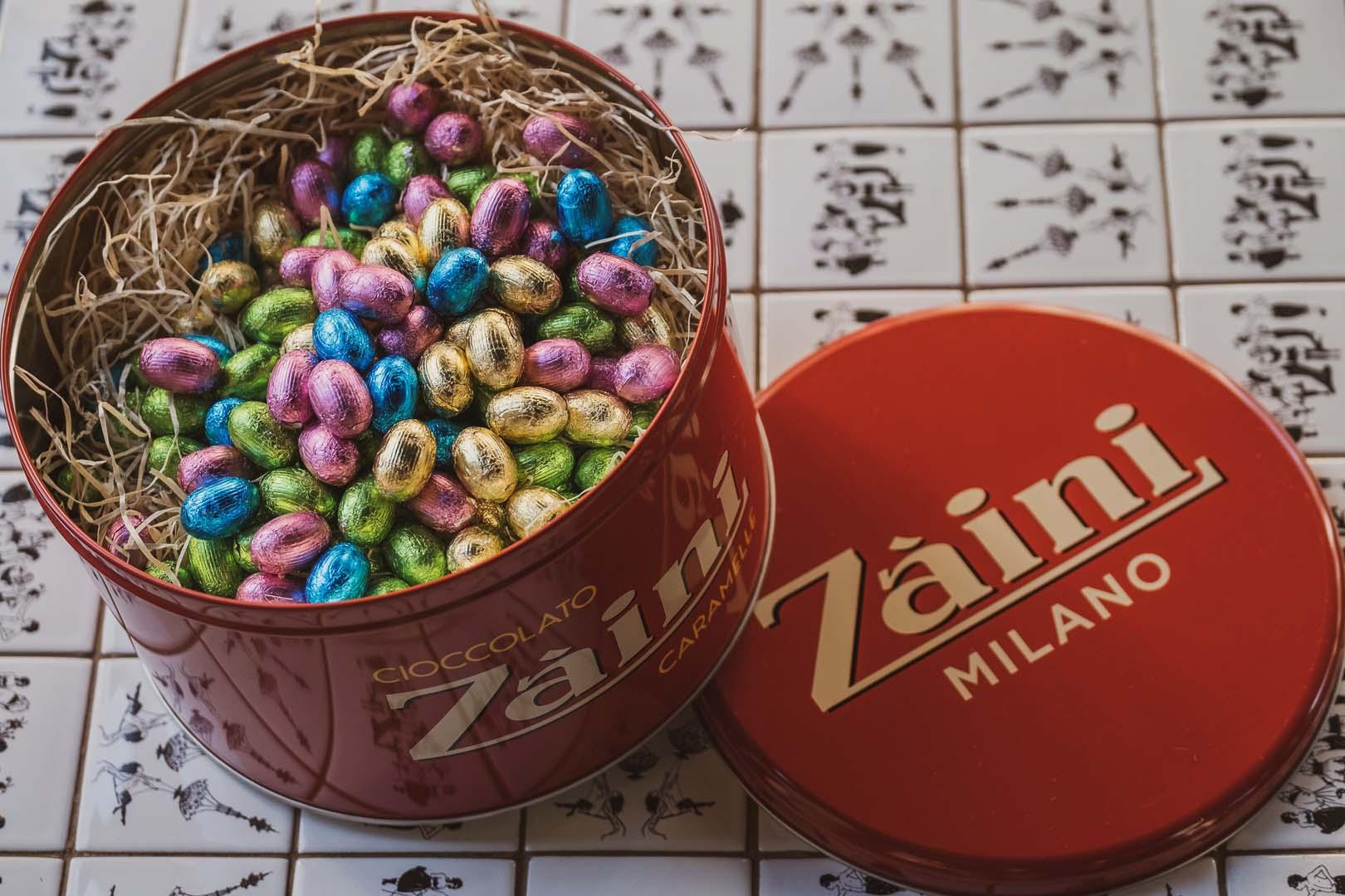 La Dolce Pasqua di Zaini Milano