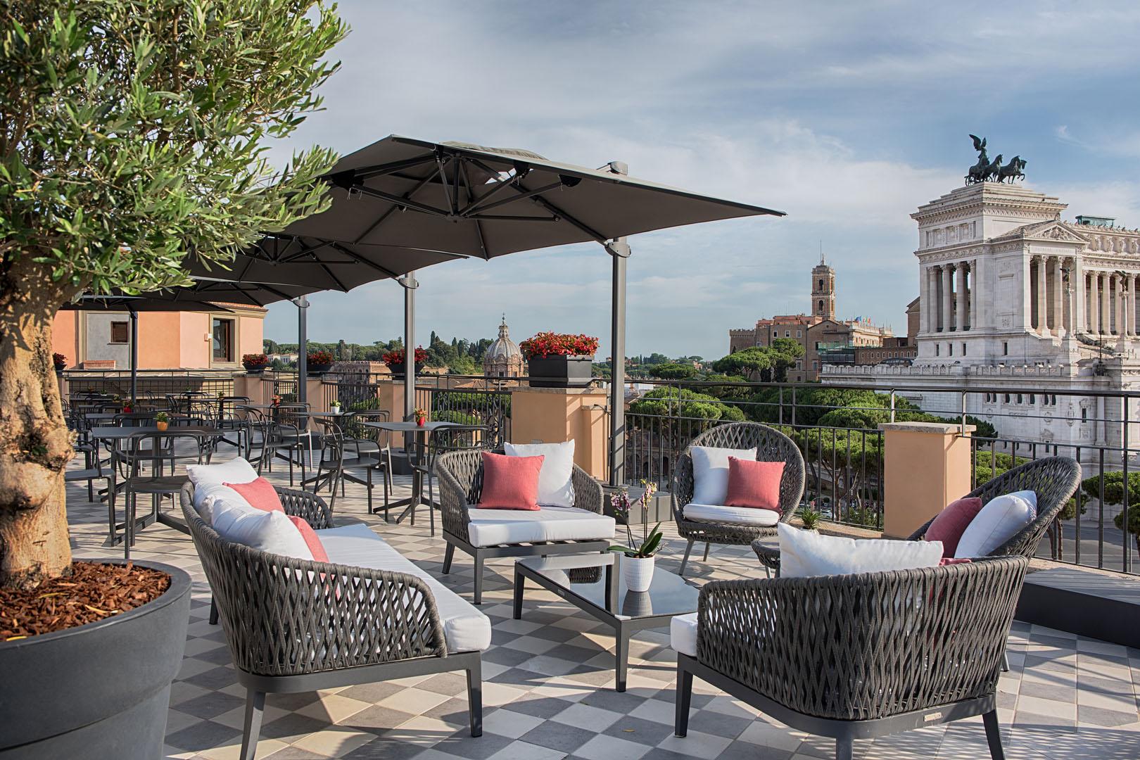 I Migliori Rooftop e Terrazze di Roma