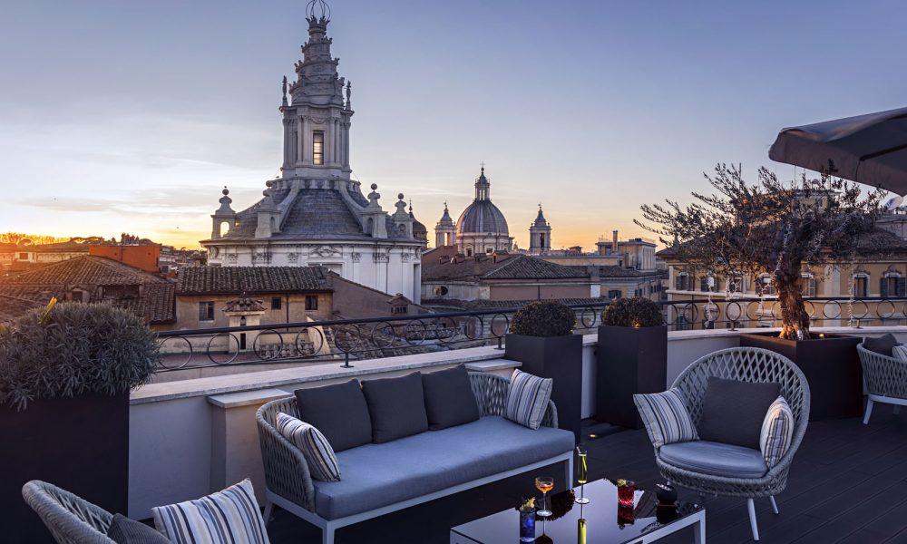 I Rooftop e le Terrazze più Belle di Roma