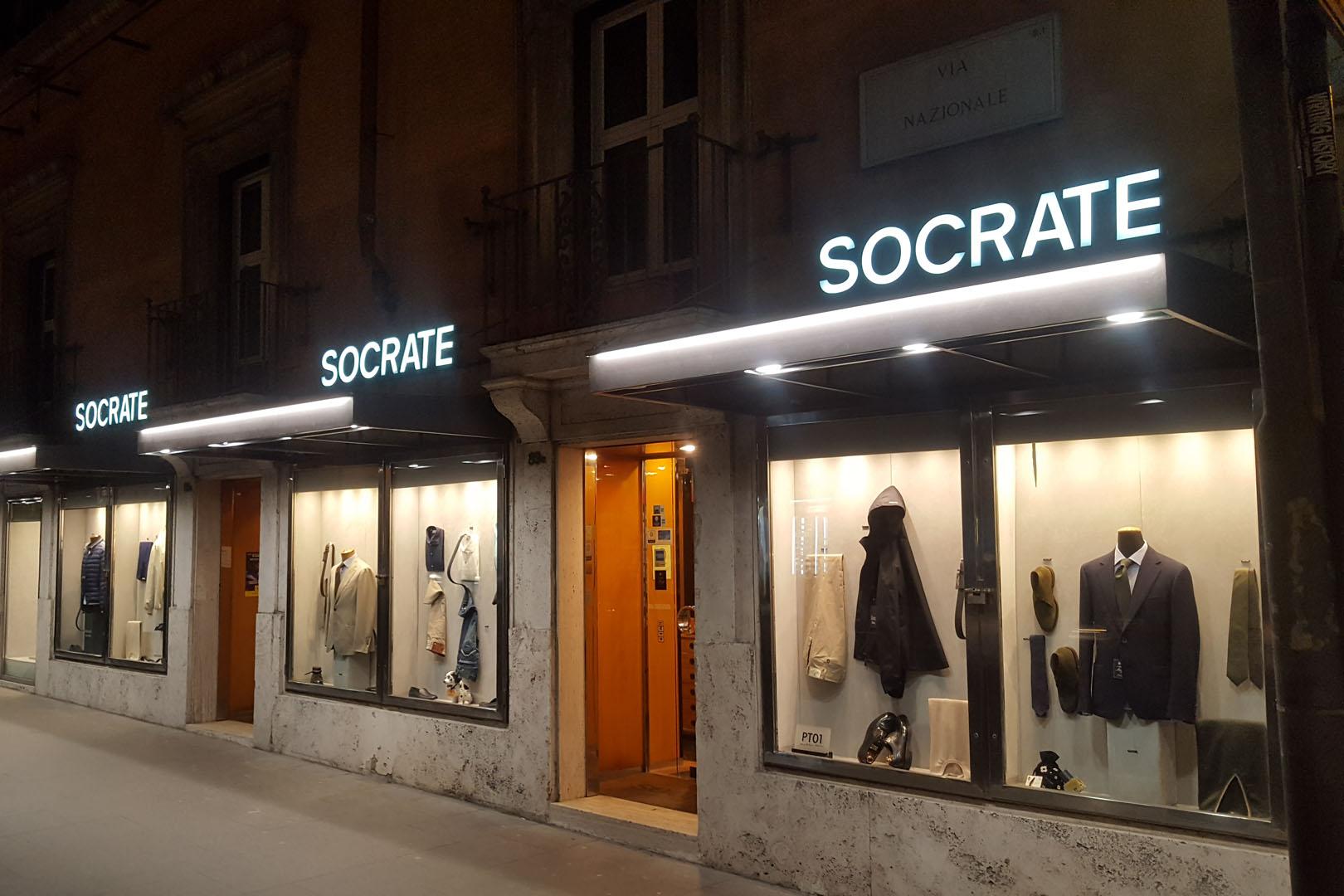 Socrate dal 1956