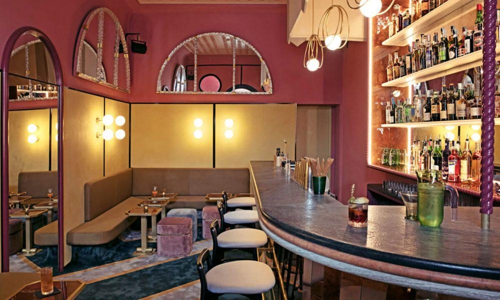 Experimental Cocktail Bar