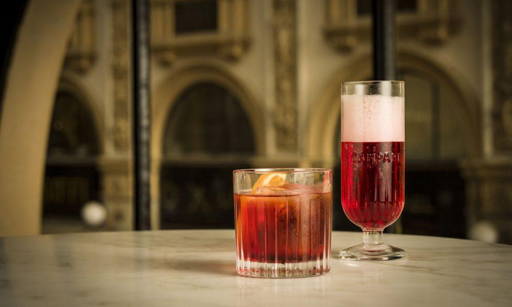 """""""World Cocktail Day"""": alla Scoperta dell'Eccellenza Italiana del Camparino in Galleria"""