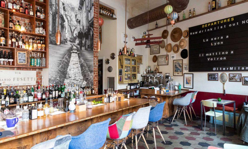 I Cocktail Bar e le Enoteche a Milano da Provare a Giugno