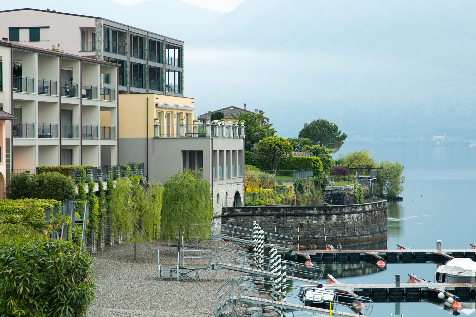 Gli Hotel piu Esclusivi sul Lago di Como