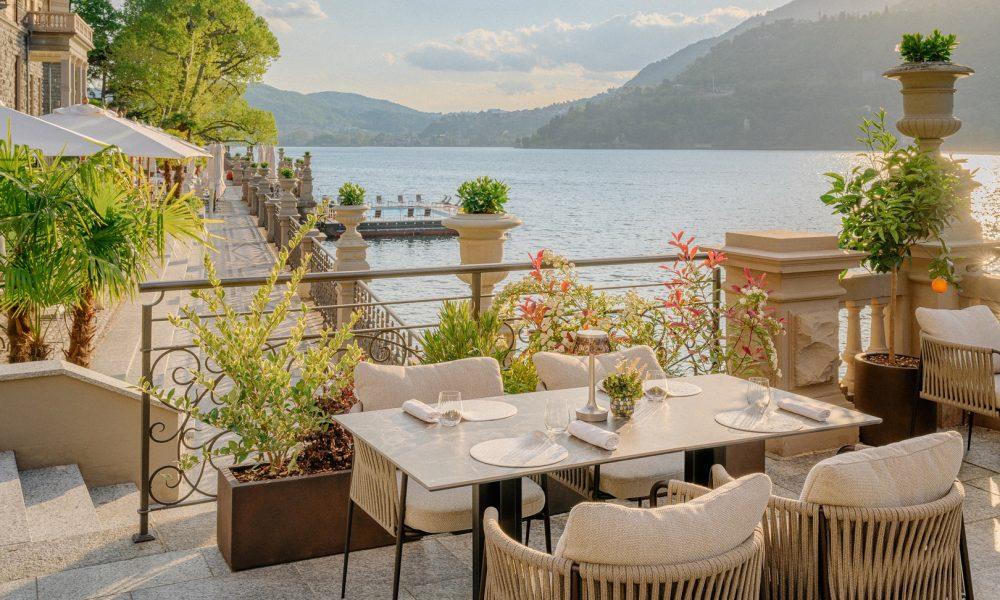 La Nuova Stagione del Ristorante L˜Aria al Mandarin Oriental, Lago di Como