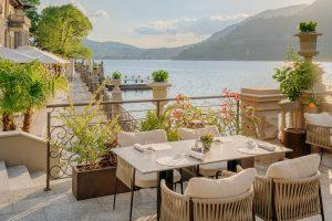 La Nuova Stagione del Ristorante LAria al Mandarin Oriental Lago di Como