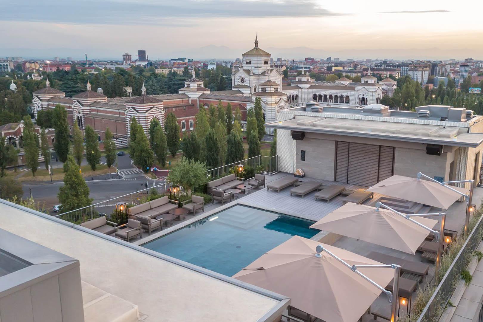 Le terrazze piu belle a Milano per Aperitivo
