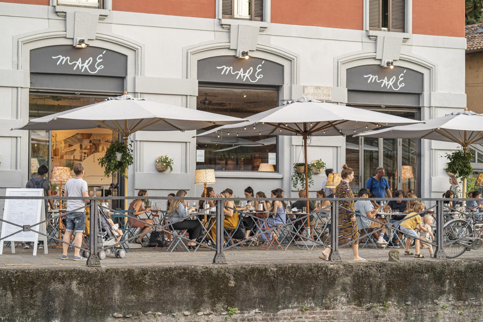 Mare  Cucina Caffe Spiaggia Bottega
