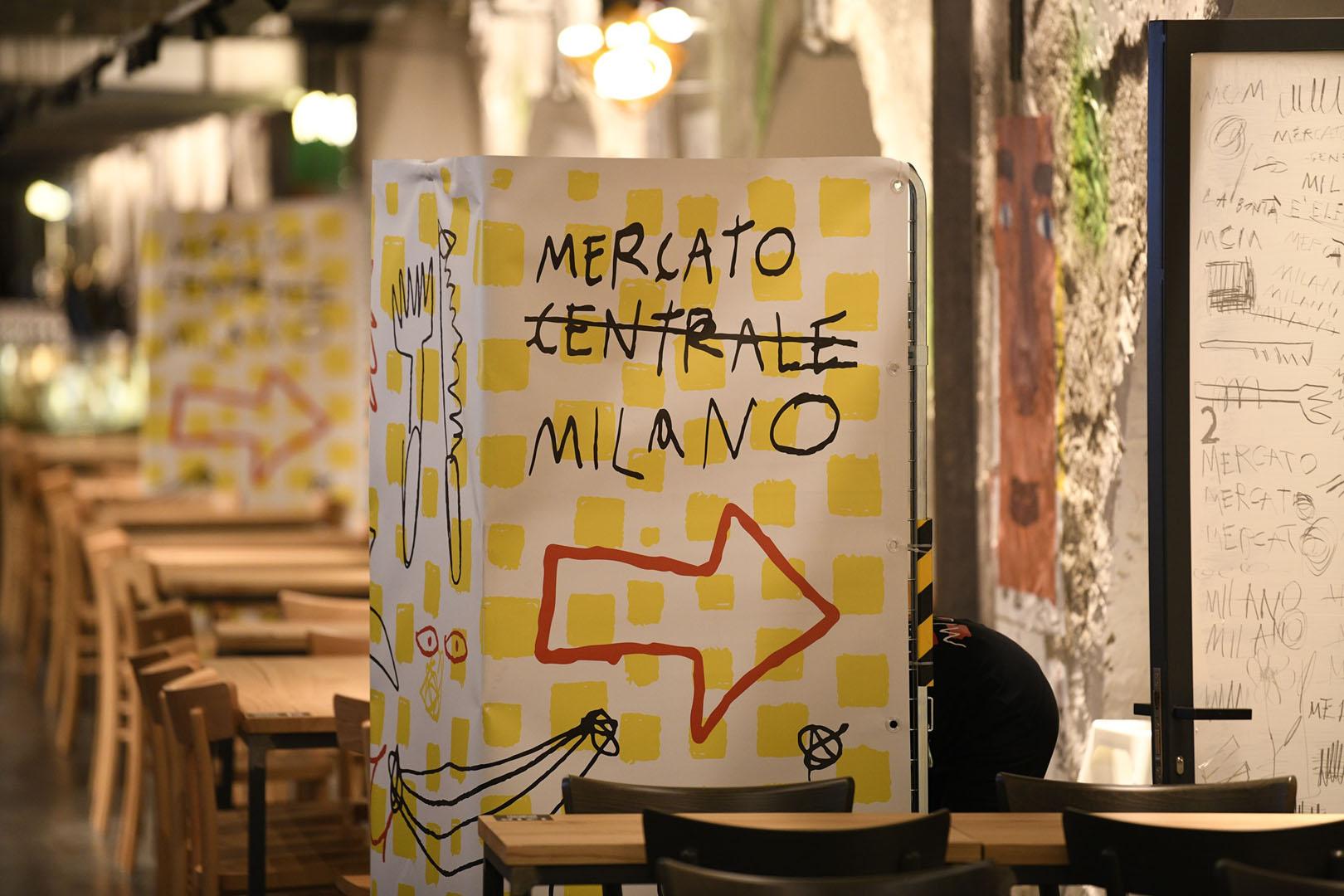 Il Mercato Centrale Milano