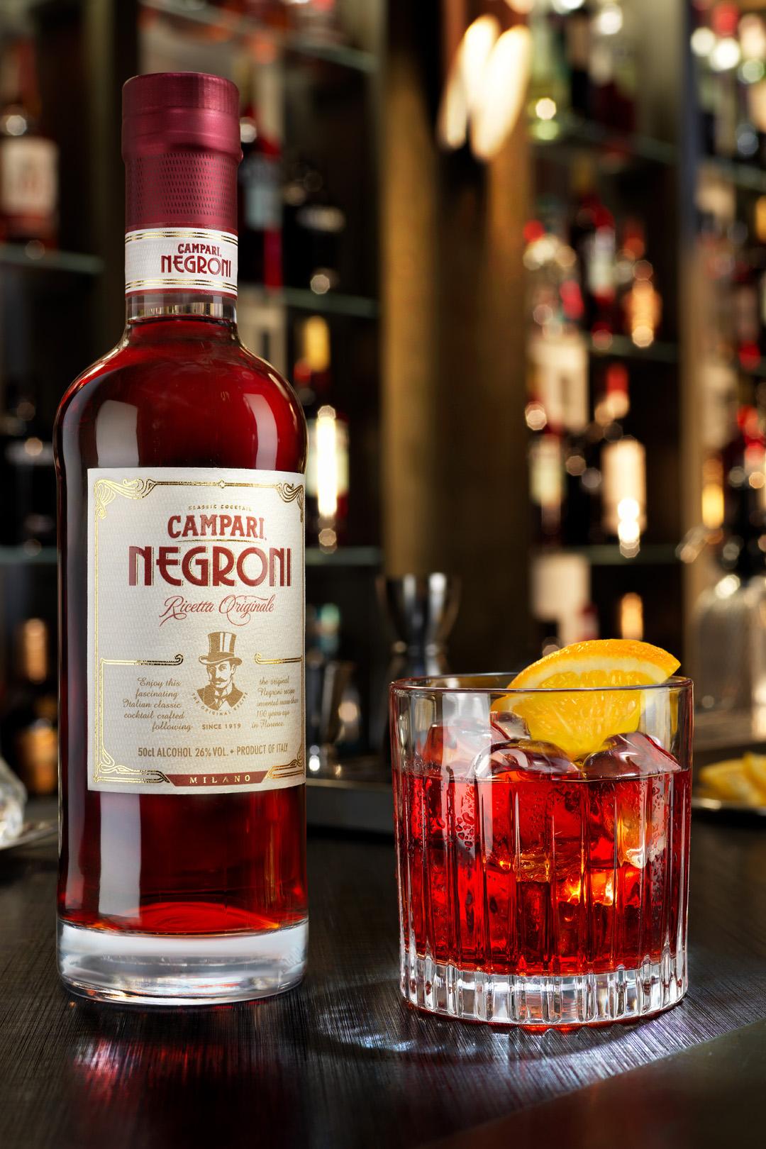Il Negroni Storia, Ricetta e Curiosita di un Cocktail Iconico